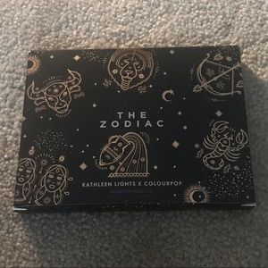 ColourPopxKathleenLights The Zodiac Eye Palette